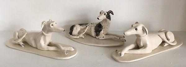 Joanna Osborne Little White Dogs