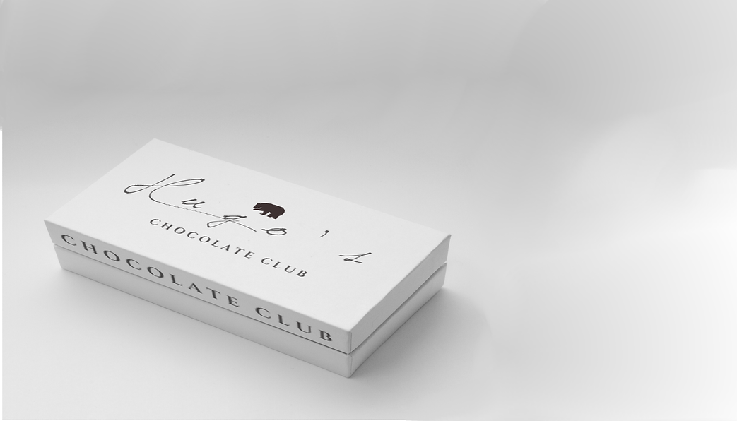 Hugo's Chocolate Club box