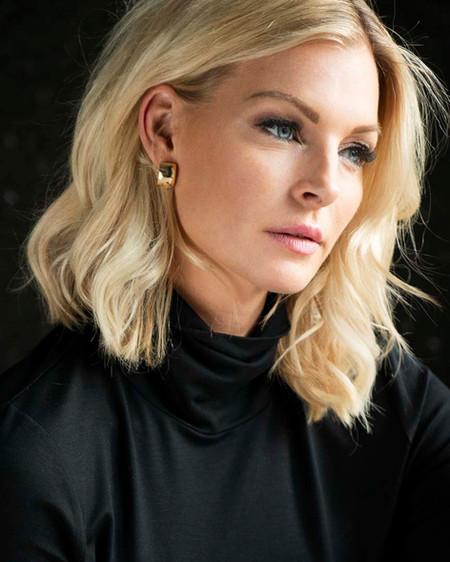 Katrine Sørland for Lindex. På jobb for Partnerstudio.
