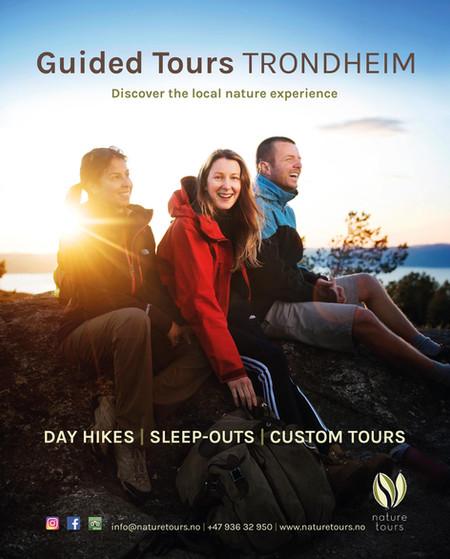 Annonse og foto for Nature Tours