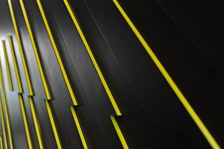 Nike World Headquarters wall motif // Oregon