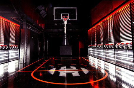 Adidas Harden V1 immersive brand experience design // NYC
