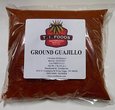 Guajillo Ground