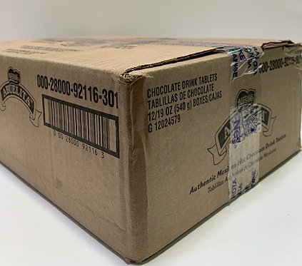 Abuelita Mexican Chocolate Case