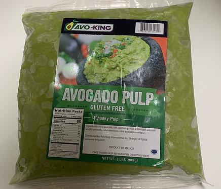 Avocado Pulp