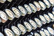 Урожай пишущая машинка