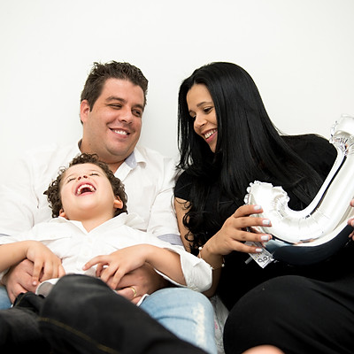 Fotografia Familia {Miriam + Fabio + Miguel + Joaquim}