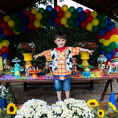 Bernardo - 4 Anos