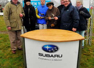 Plenty of sponsor interest at national level augurs well for Avon Vale Races next March