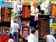 A healthy bookmakers' ring is good for all