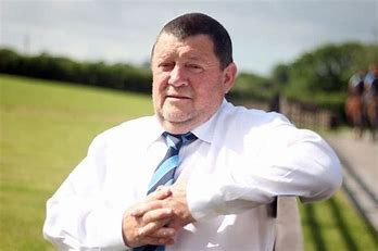 Owner-trainer David Brace, whose business Dunraven Windows also sponsors Fergal O'Brien