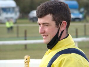 James King, on track to pick up the leading rider award for the West Midlands