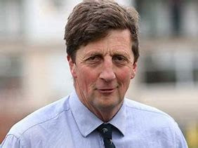 Dulverton trainer Jeremy Scott, successful at Stratford's Hunters' evening