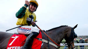 Bryony Frost is from a long family tradition of Steeplechase riders