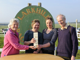 Select fields fail to dampen enthusiastic large crowd at Larkhill