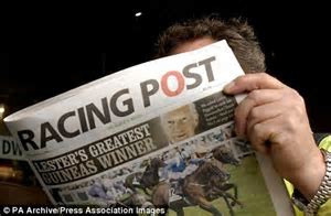 Racing Post feels the draught