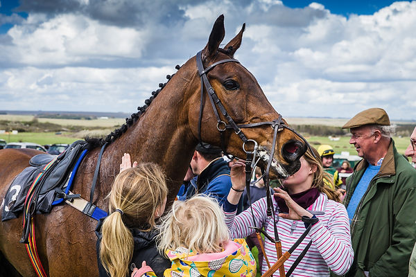 Winners are always welcome at Larkhill