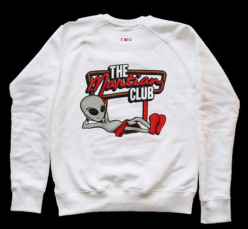 GRAPHIC Sweatshirt - White