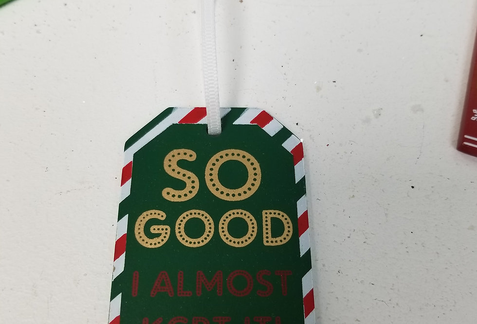 Gift Tags - So Good I Almost Kept It  (19601S)