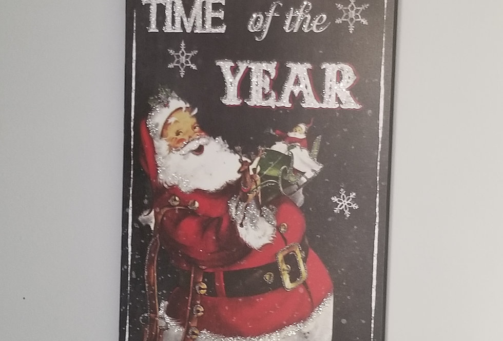 """Sign - It's the most Wonderful Time of the Year - 23.6""""H (2225690)"""