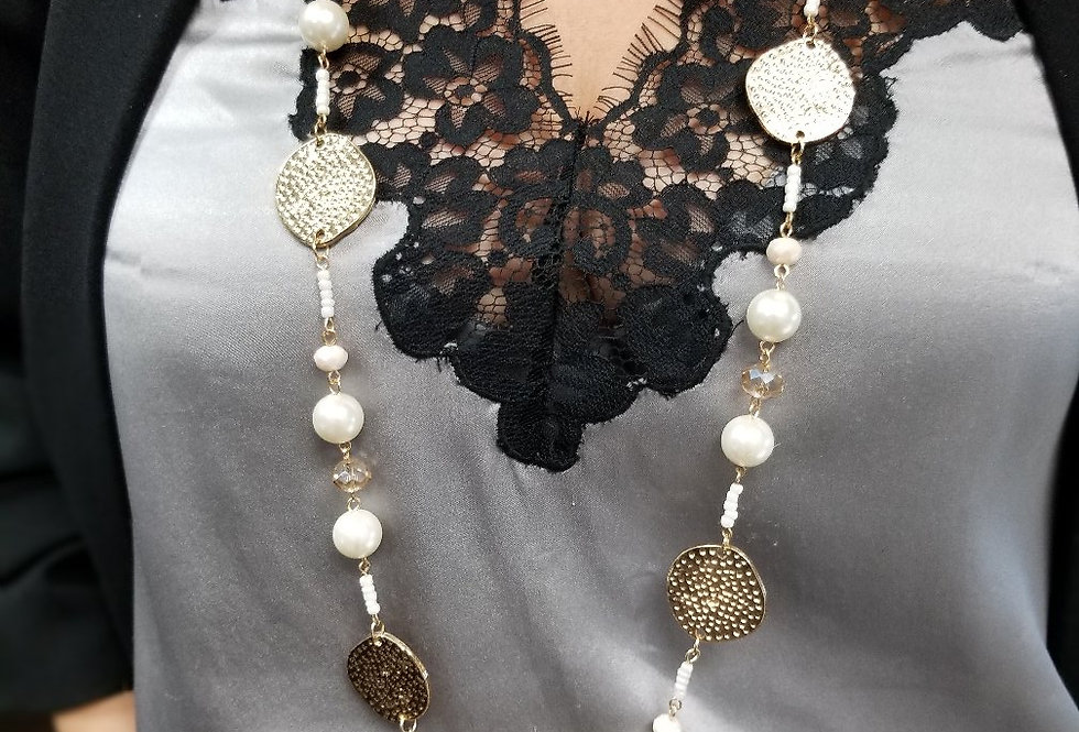 Costume Model Necklace