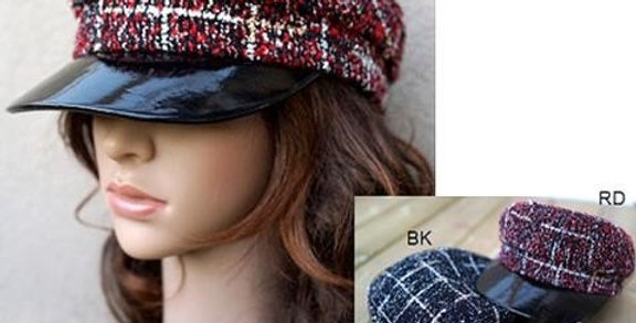Women's Hat (SHT12322) - BK Color