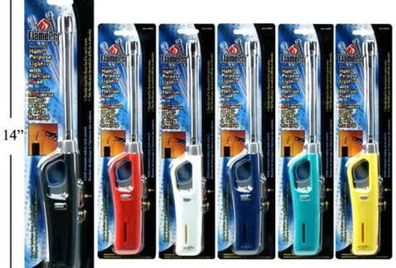 Bendable Lighters  (83945-Box19)