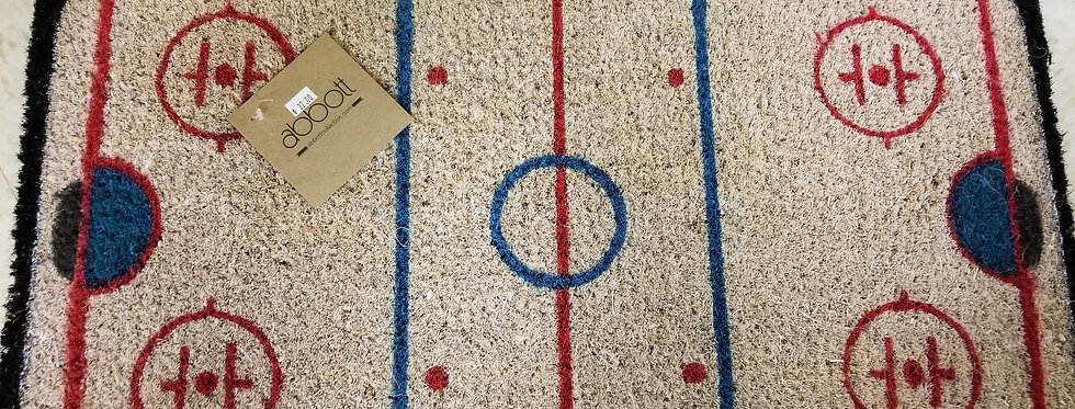 "Hockey Rink Mat – 18"" x 30""  8189)"