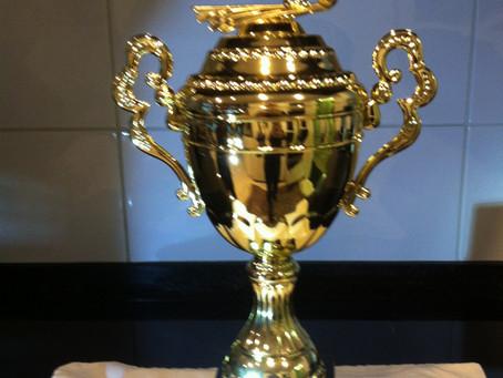 The Second Kicks Trophy!
