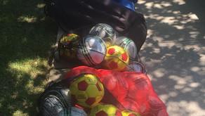 Ayeda Kahn's Community Sport Project