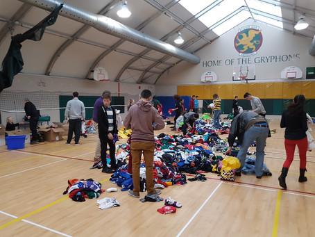Volunteer Sorters/Packers Needed: Collect Community Service Hours!