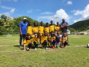 Northern United All Stars Football Club of Gros Islet