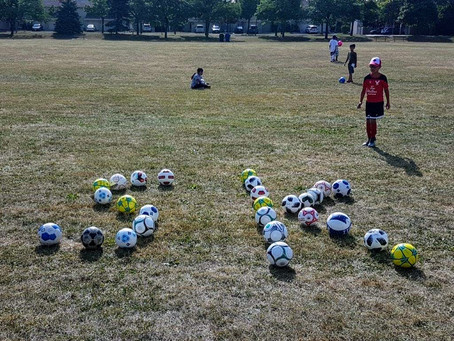 Second Kicks partners with Toronto Police Service in support of local youth