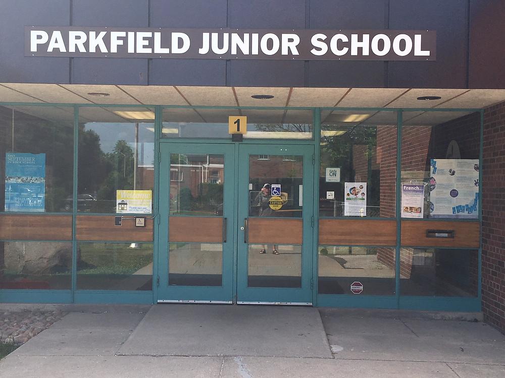 Parkfield Junior School Toronto Ontario
