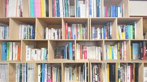 Library in the Design Studio