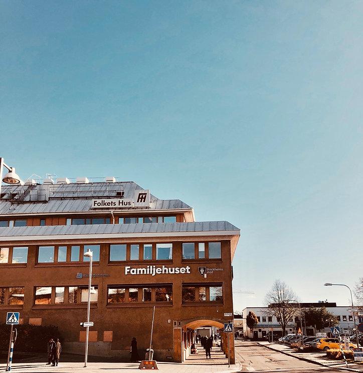 Rinkeby Folkets Hus
