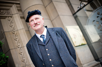 Balmoral-Edinburgh-doorman-portrait-commercial-photographer-Edinburgh