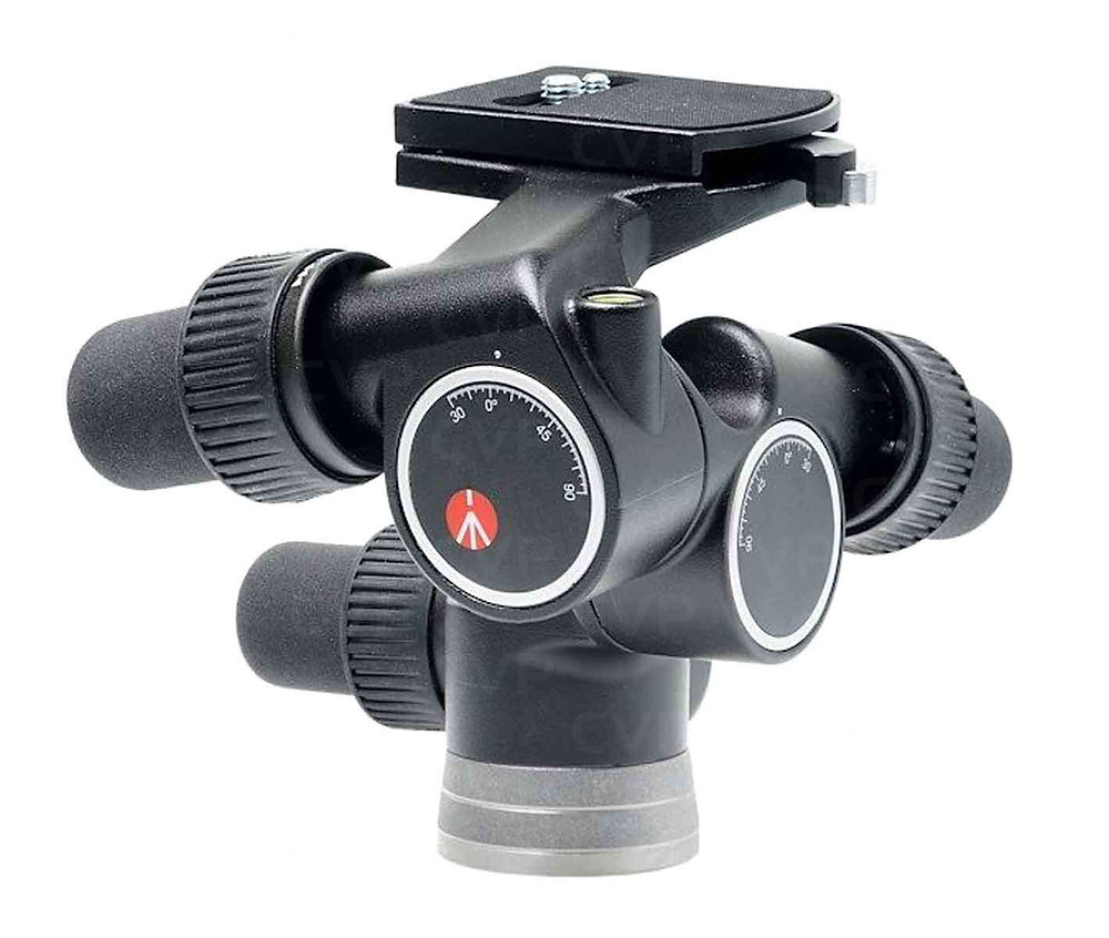 Tripod Head - Manfrotto 405 geared head - architectural photography gear guide