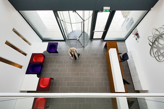 The-Hub-Aberdeen-offices-entrance-interior-architectural-photography