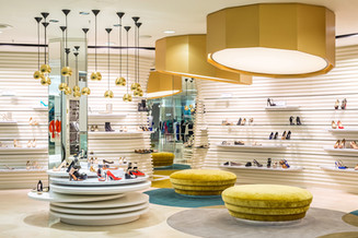 Harvey-Nichols-Edinburgh-shoe-department-retail-photographer
