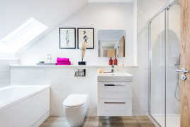 Cala-Homes-white-bathroom-roofspace-rooflight-showhome-photography