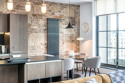 cool-modern-kitchen-dining-with-exposed-brickwork-interior-photography