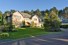 Cala-Homes-large-mansion-house-evening-sunlight-showhome-photography