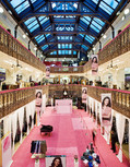 Jenners-Edinburgh-Elizabeth-Hurley-breast-cancer-awareness-interior-photography