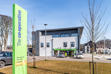 Coop-store-aberdeen-signage-architectural-photography