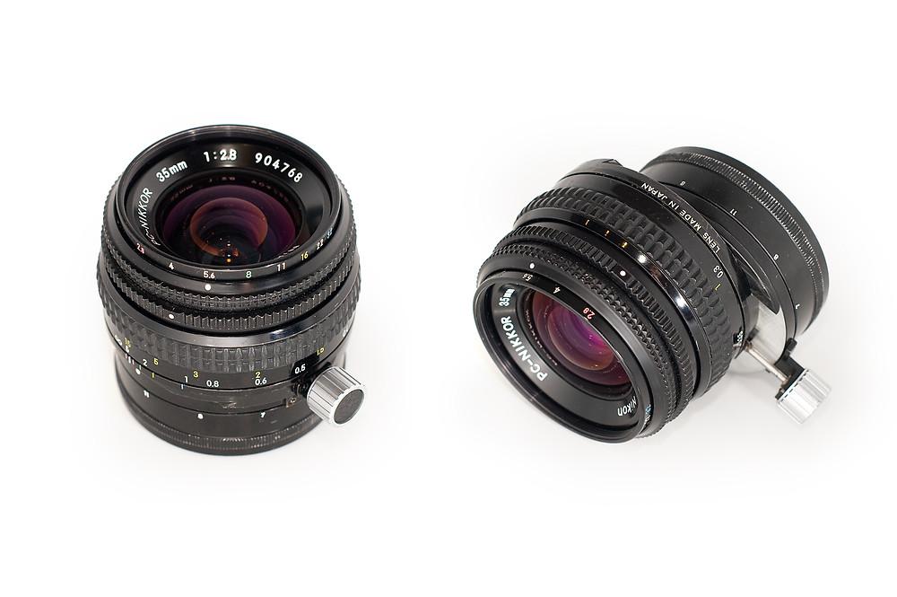nikkor-35mm-PC-tilt-shift-lens-1962