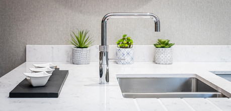 Ambassador-Homes-kitchen-sink-quooker-tap-showhome-photography