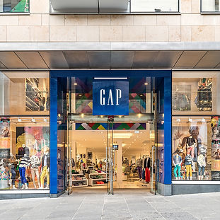 retail-architectural-photographer-gap-store-glasgow