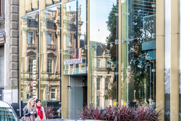 Wagamama-Edinburgh-St-Andrew-Square-architectural-photography