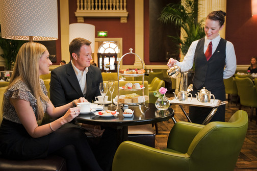 balmoral-afternoon-bolinger-tea-service-commercial-photography-Edinburgh